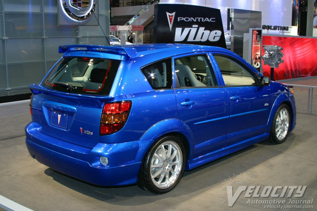 2003 Pontiac Vibe - Autocross