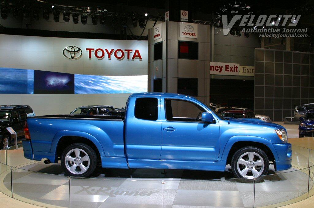 2005 Toyota Tacoma Access Cab