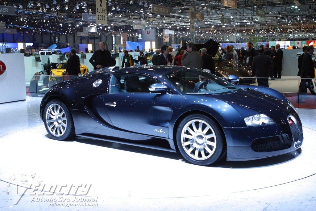 2004 Bugatti EB16.4 Veyron