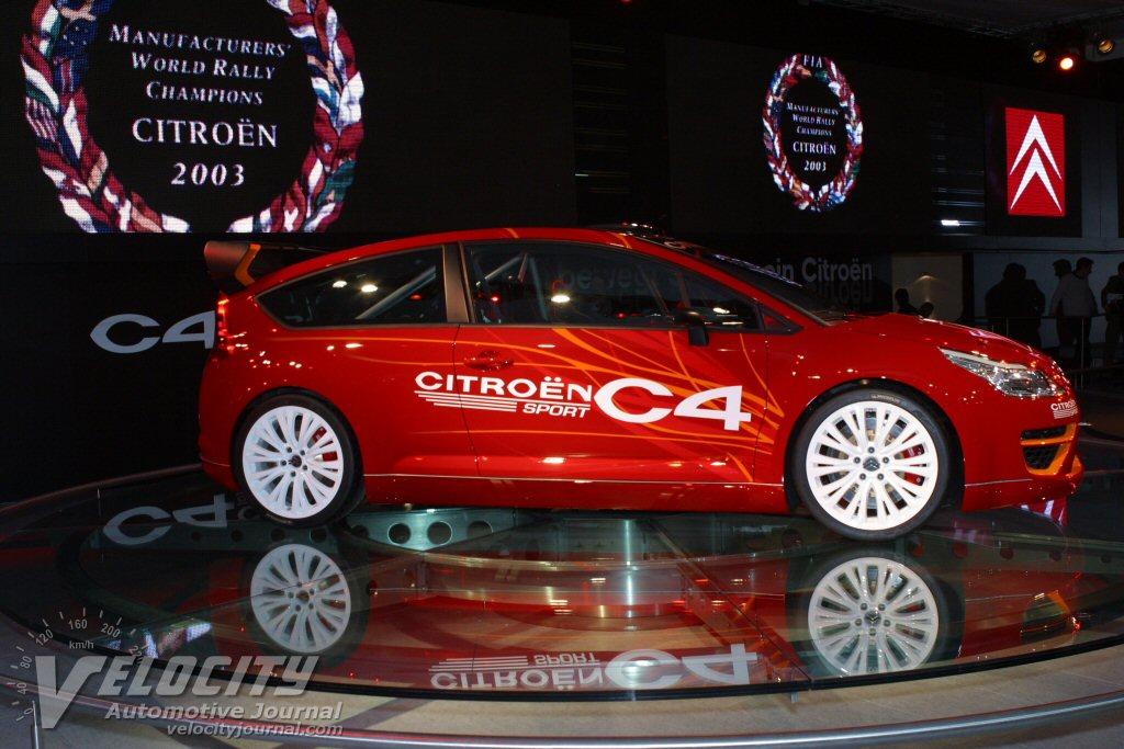 2004 Citroen C4 Sport