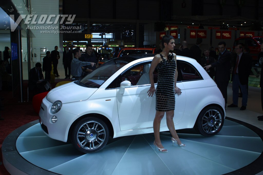 2004 Fiat Trepi�no