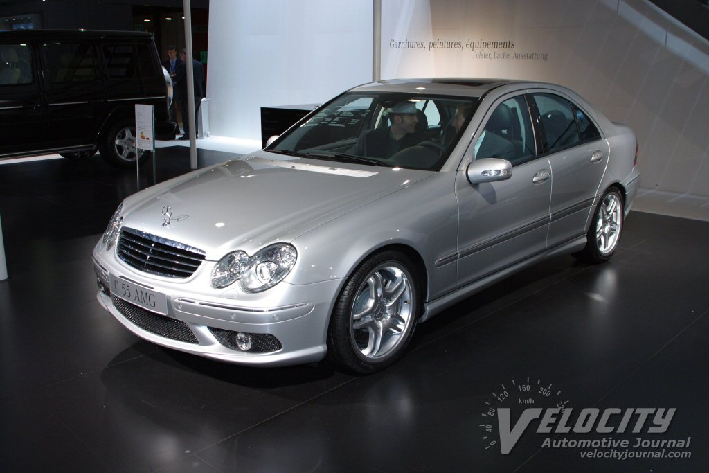 2004 c55 amg review auto express for 2006 mercedes benz c55 amg