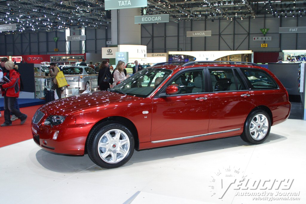 2004 Rover 75 Estate