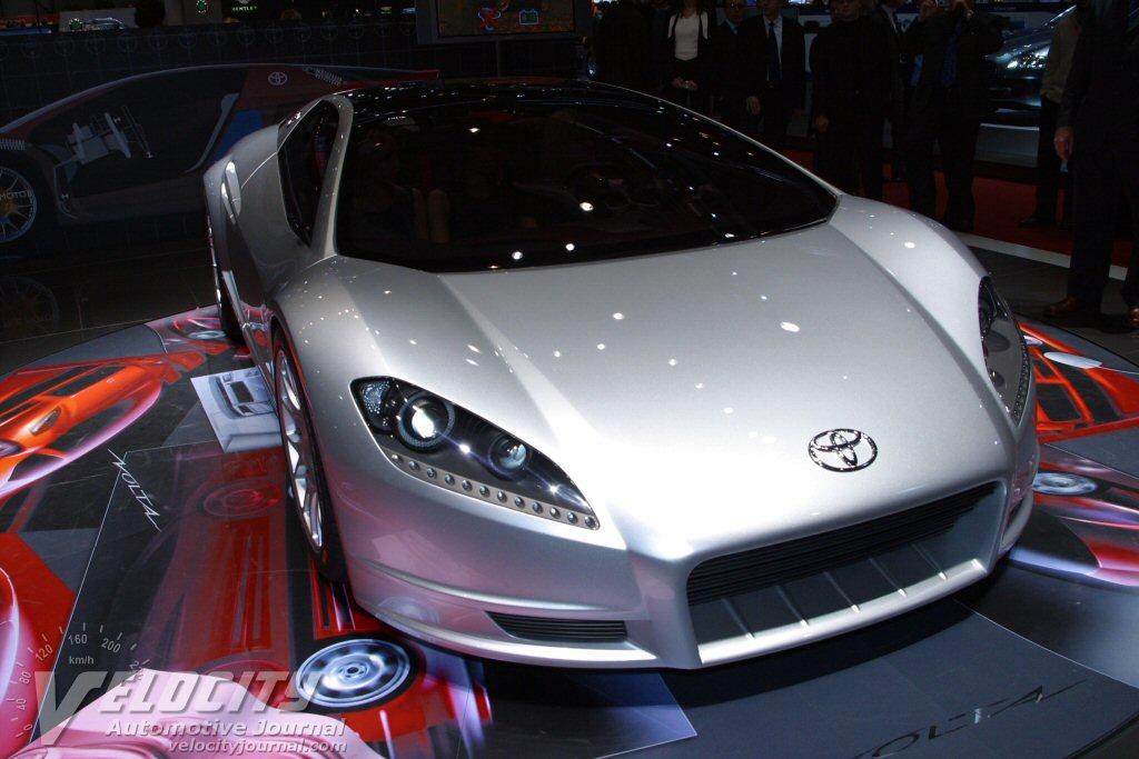 2004 Toyota Volta