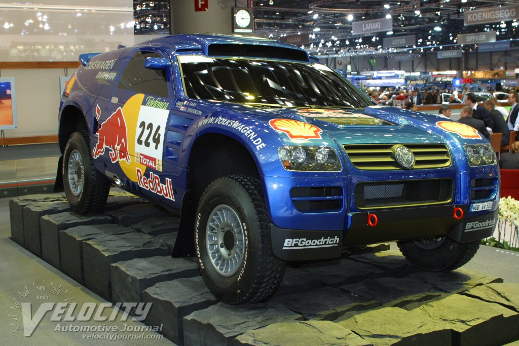 2004 Volkswagen Dakar Racer