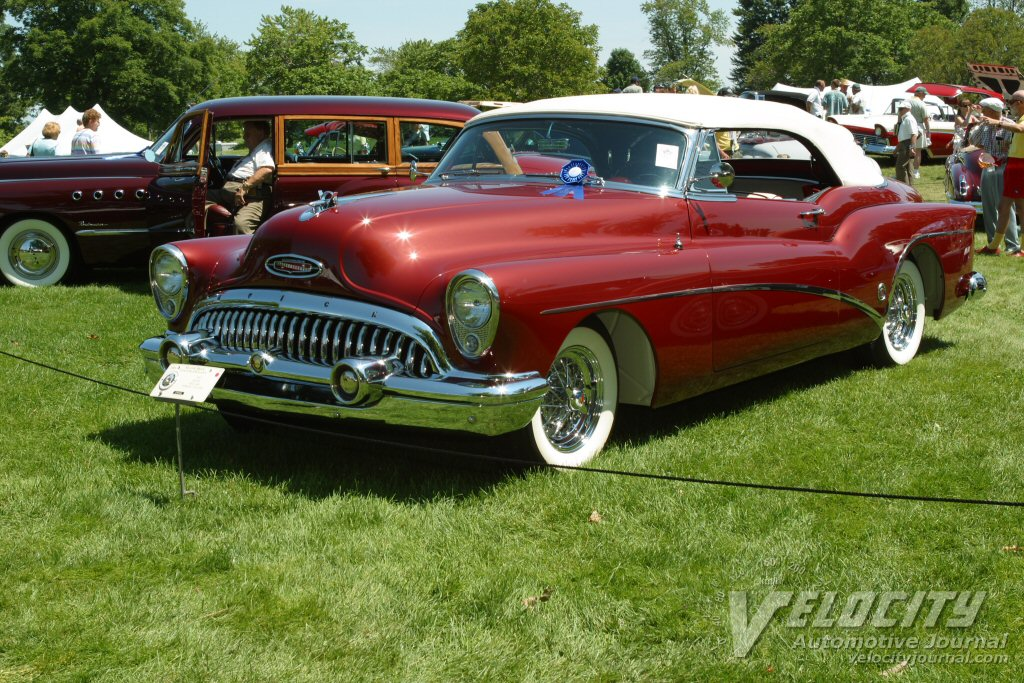 picture of 1953 buick roadmaster skylark convertible coupe. Cars Review. Best American Auto & Cars Review
