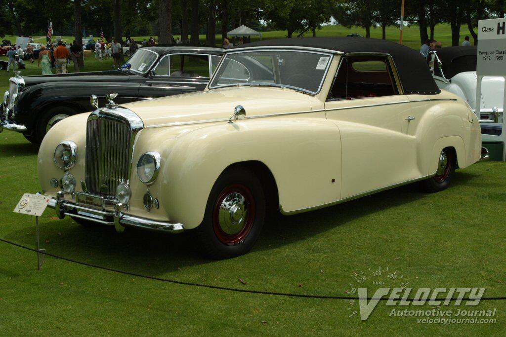 1949 Bentley Mark Ii Drophead Information