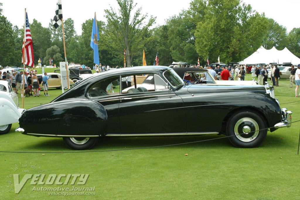 1954 Bentley R-Type Continental Coupe
