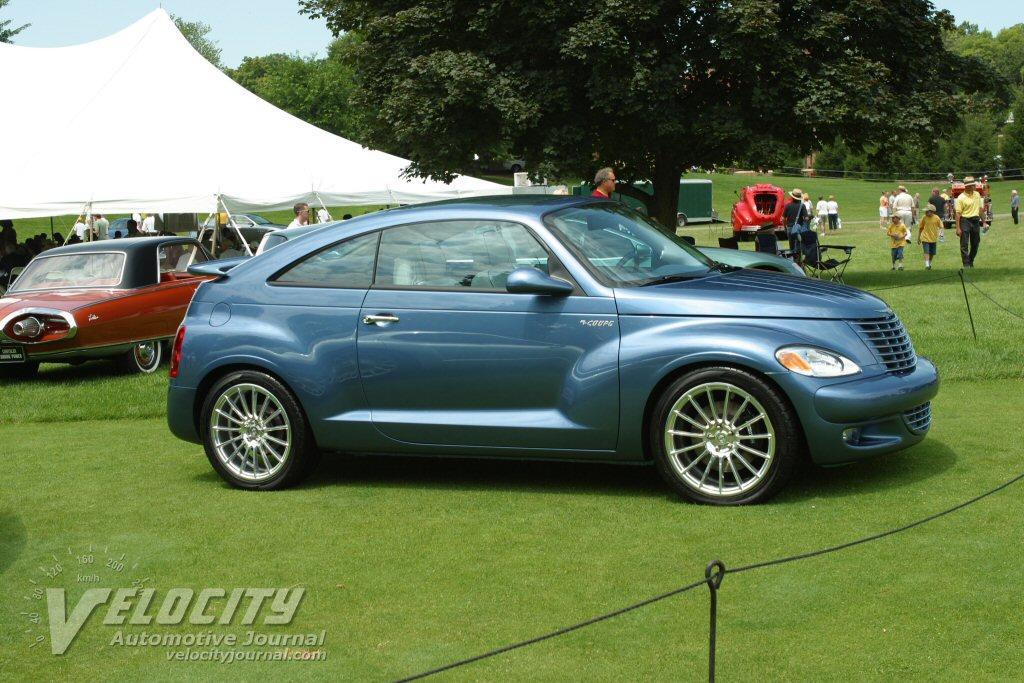 2003 Chrysler PT Coupe Concept
