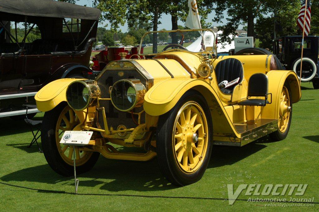 1911 Oldsmobile Race car