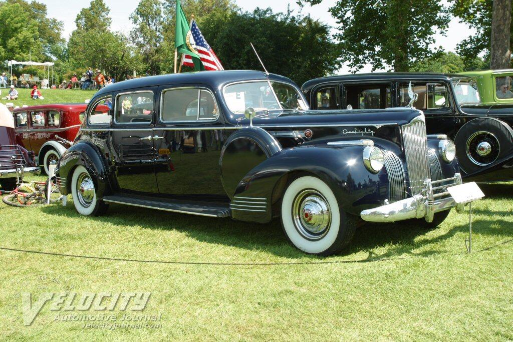 1941 Packard One Eighty Formal Sedan