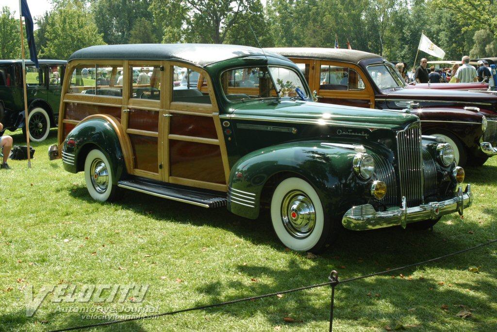 1941 Packard One Twenty Station Wagon