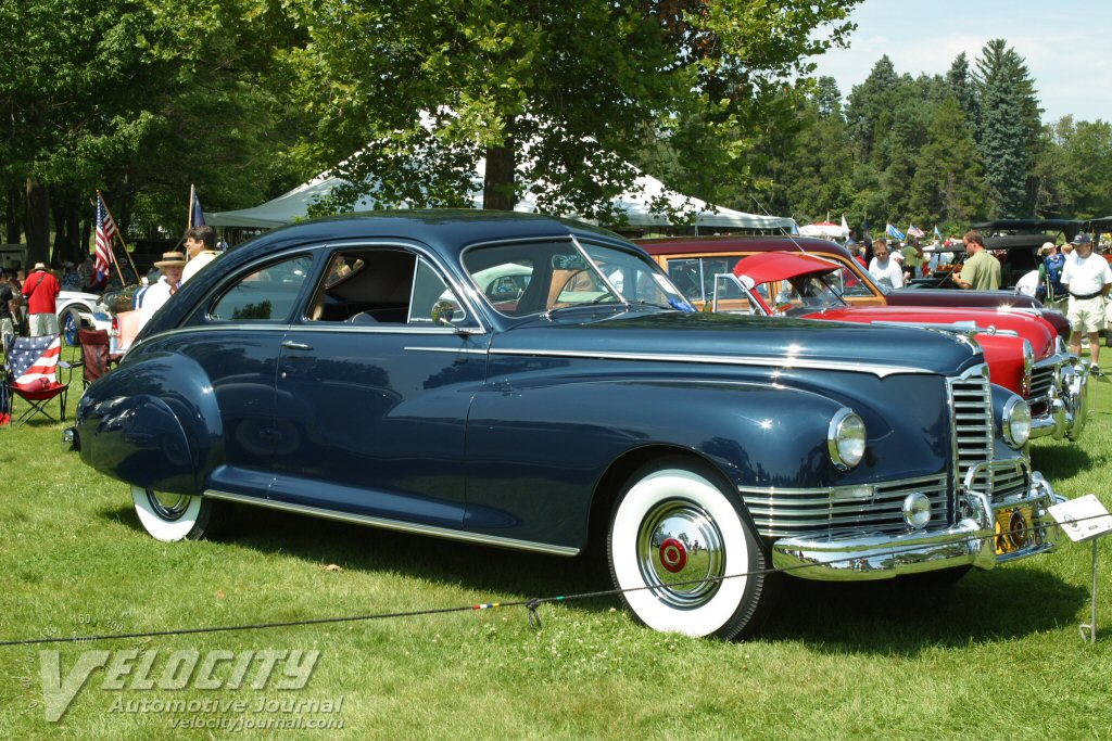 1947 Packard Custom Coupe