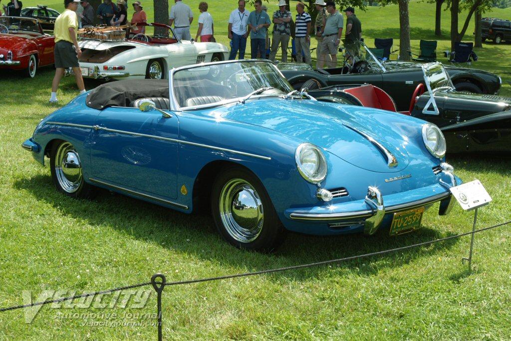 1956 Porsche 356B Roadster