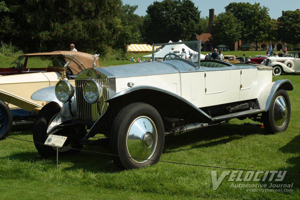 1927 Rolls-Royce Phantom I Torpedo Tourer