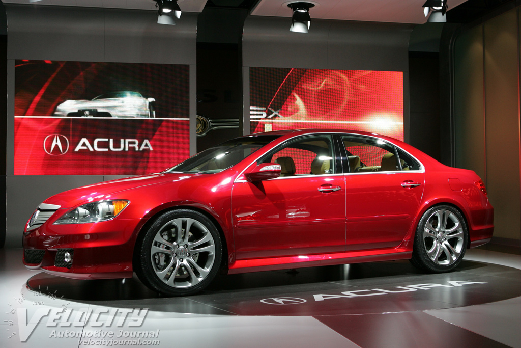 2005 acura rl a spec pictures. Black Bedroom Furniture Sets. Home Design Ideas