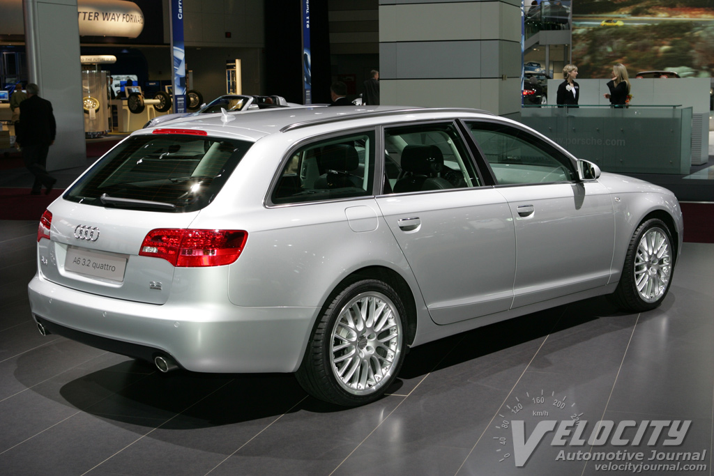 2006 audi a6 wagon for sale the wagon. Black Bedroom Furniture Sets. Home Design Ideas