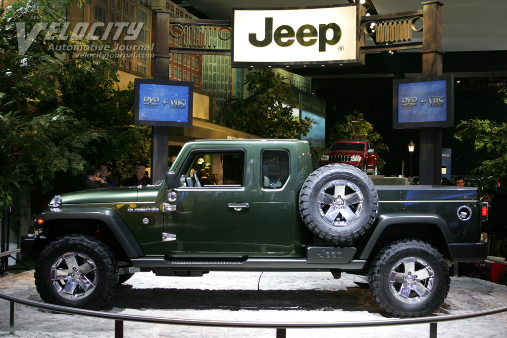 Jeep gladiator release date autos post