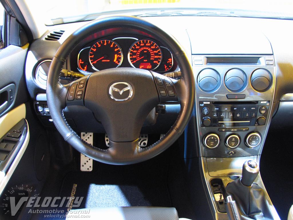 2006 Mazda MAZDASPEED6 Instrumentation