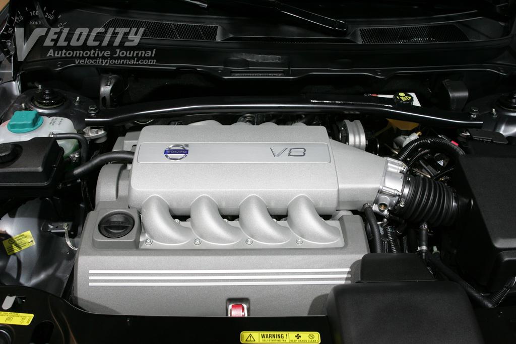 2005 Volvo XC90 Engine