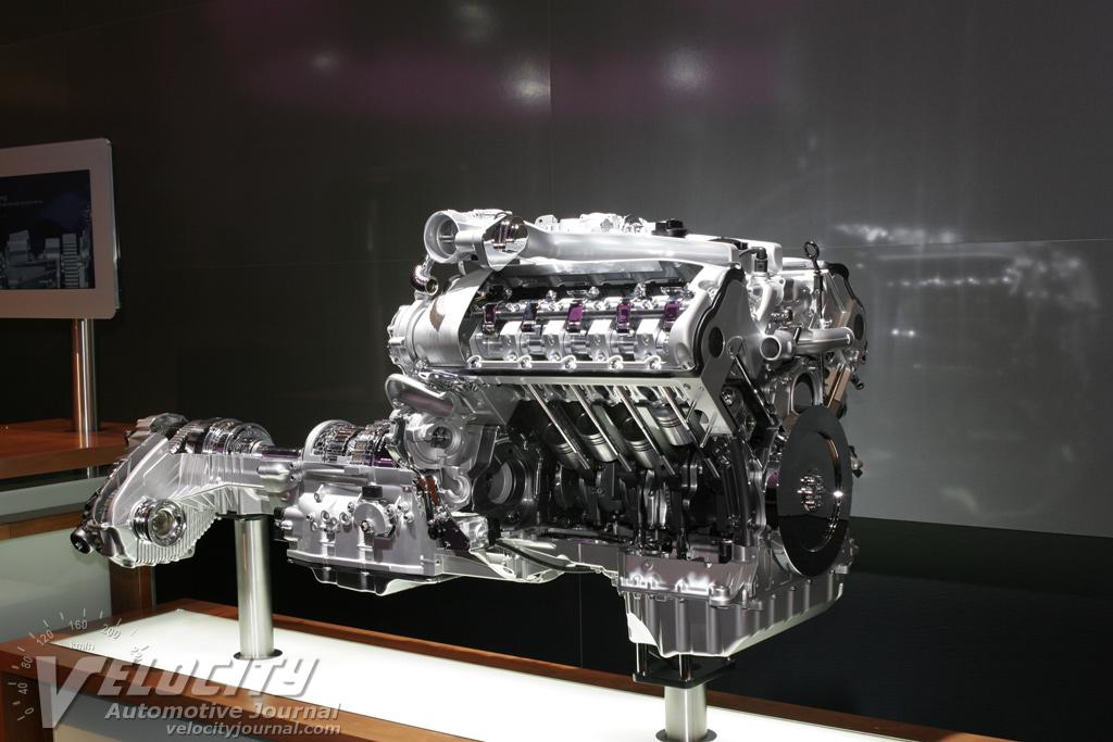 2004 Volkswagen Touareg Engine