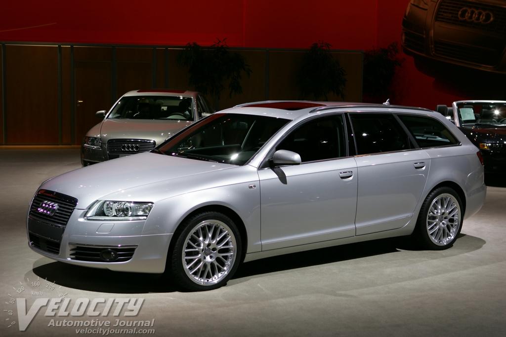 2006 Audi A6 Avant