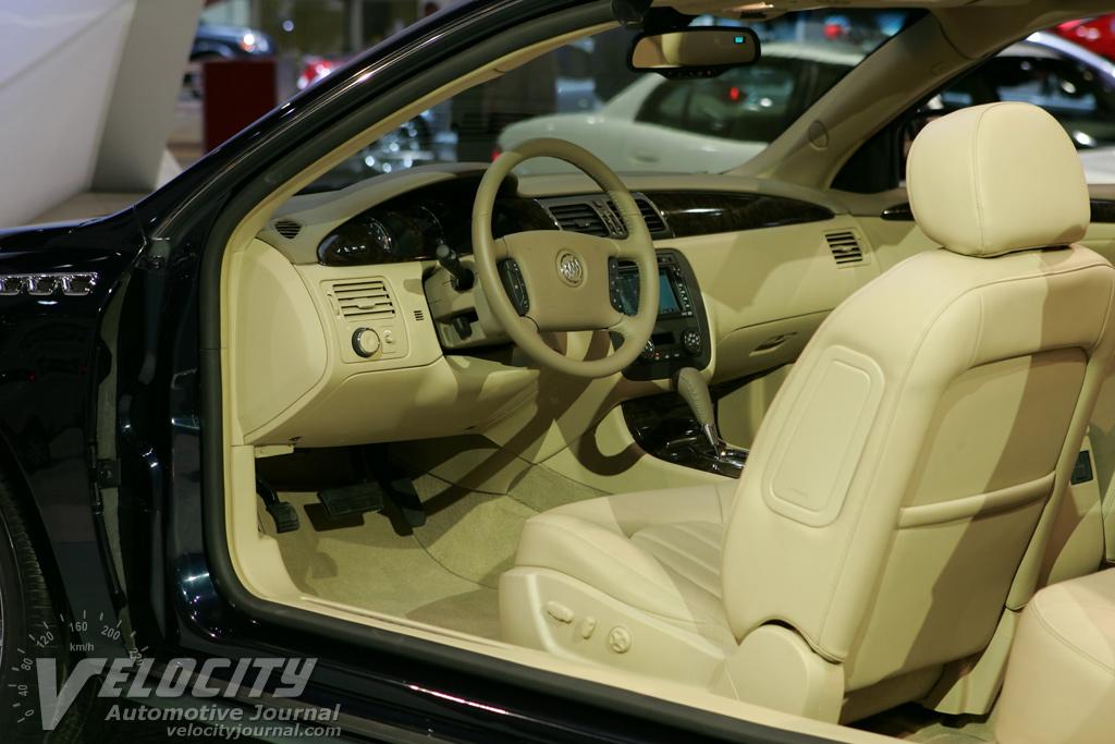 2006 Buick Lucerne Interior
