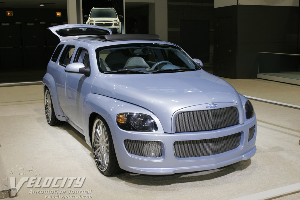 2005 Chevrolet HHR Show car by West Coast Customs