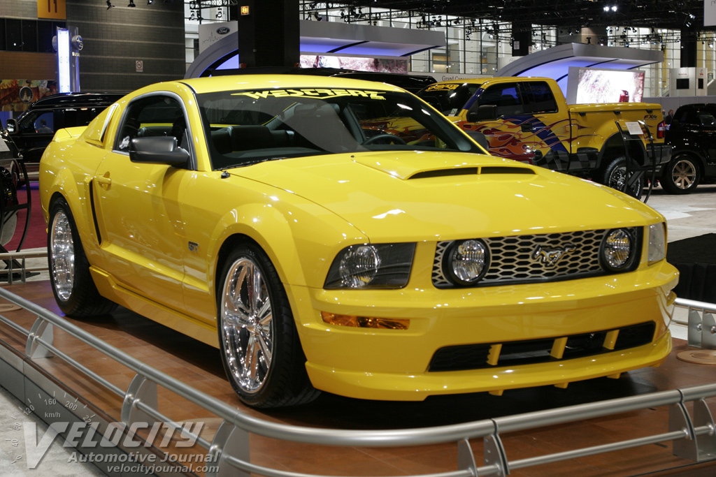 2004 Ford 2005 Mustang by Westrenz and DeBerti Design