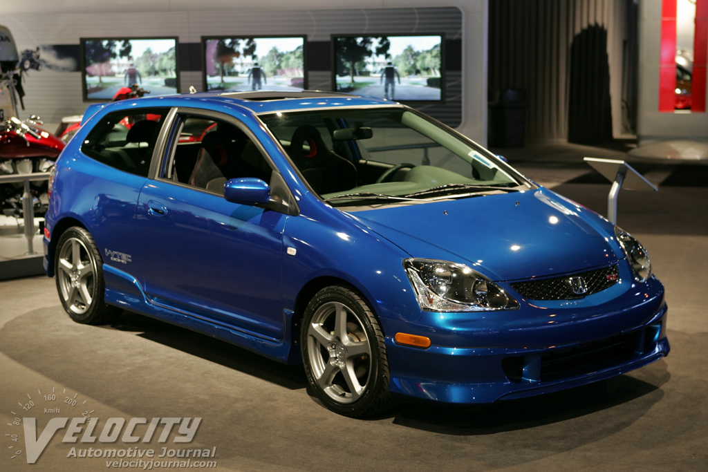 2005 Honda Civic Si w/ factory performance package