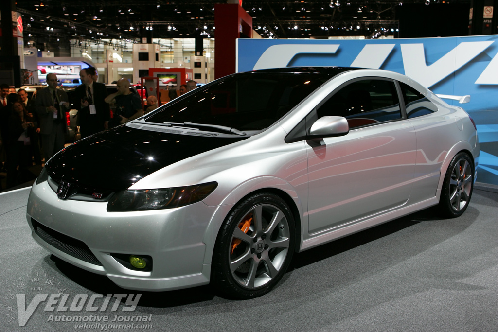 Wonderful 2005 Honda Civic SI Concept