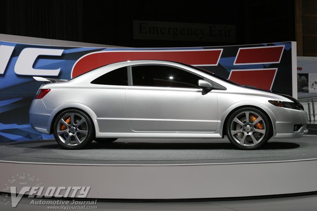 2005 Honda Civic Si Pictures