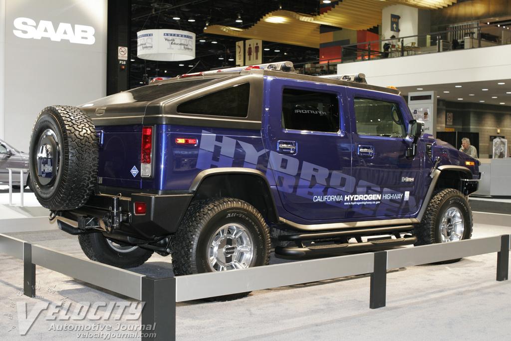 2004 Hummer H2H