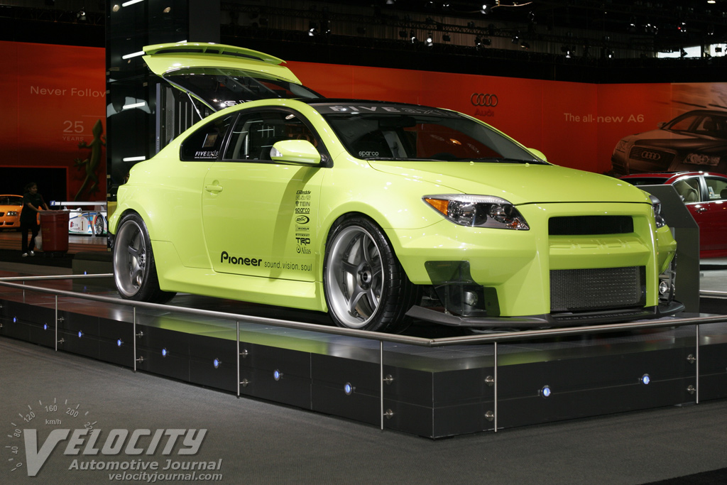 2005 Scion Widebody tC by FIVE AXIS