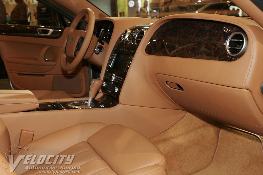 2006 Bentley Flying Spur Interior