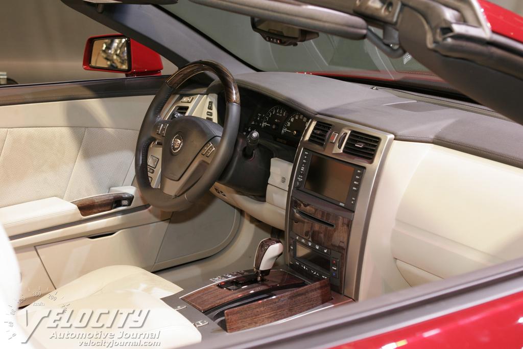 2006 Cadillac Xlr Star Black Limited Edition. Re: XLR-V