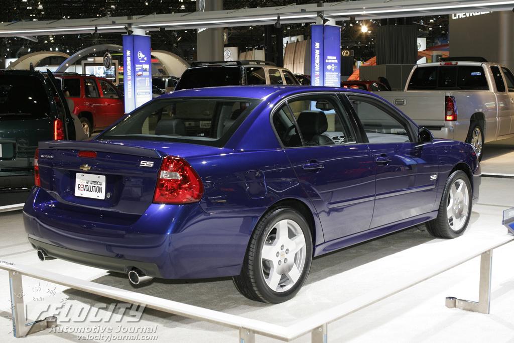2006 Chevrolet Malibu Sedan SS