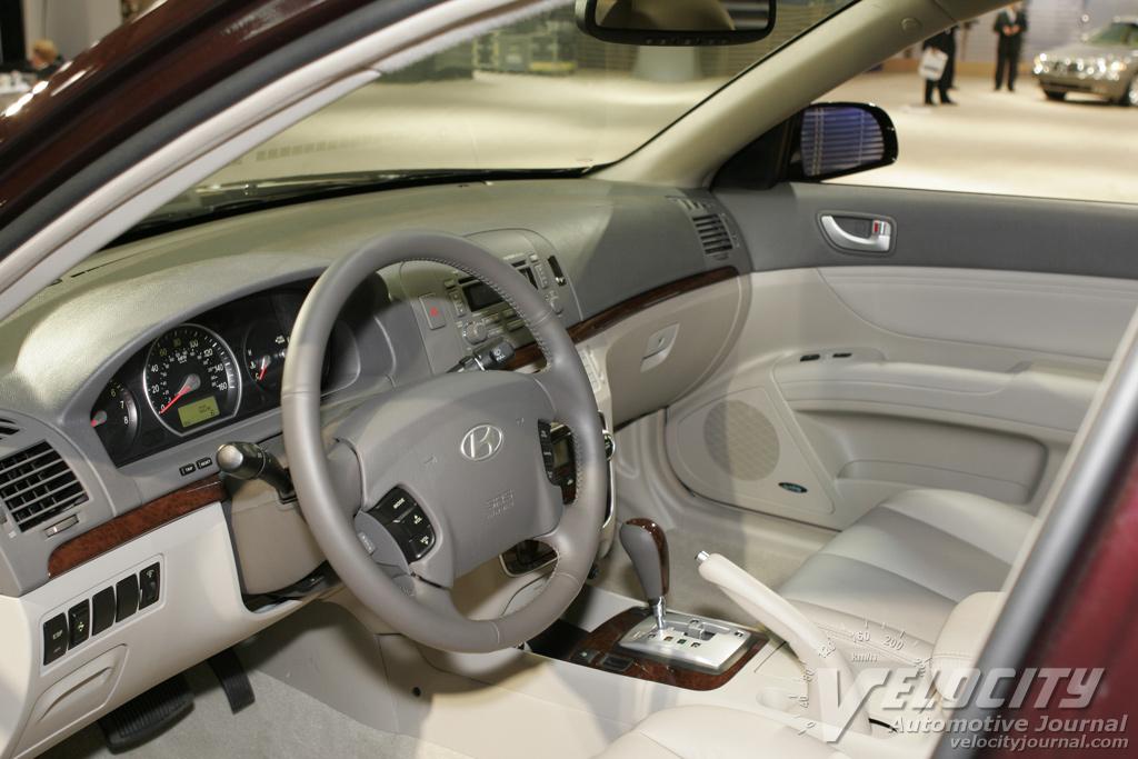 Picture Of 2006 Hyundai Sonata