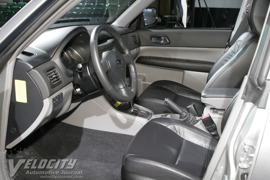 2007 Subaru Forester Pictures