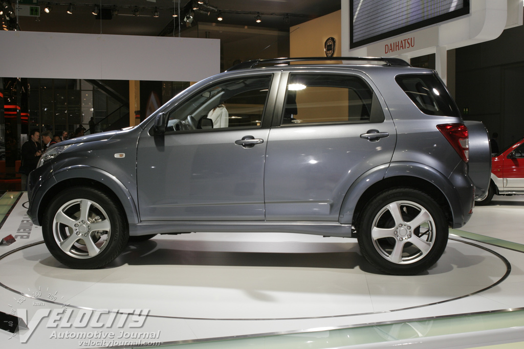 2005 Daihatsu D-Compact 4x4