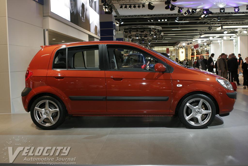 2006 Hyundai Getz 5d