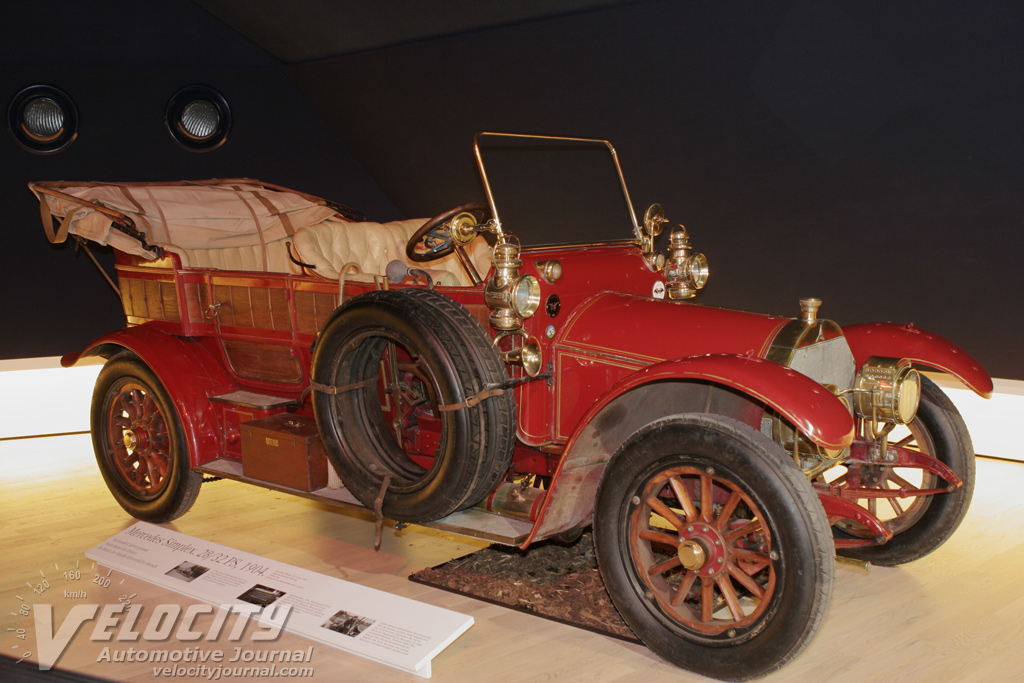1904 Mercedes-Benz Simplex