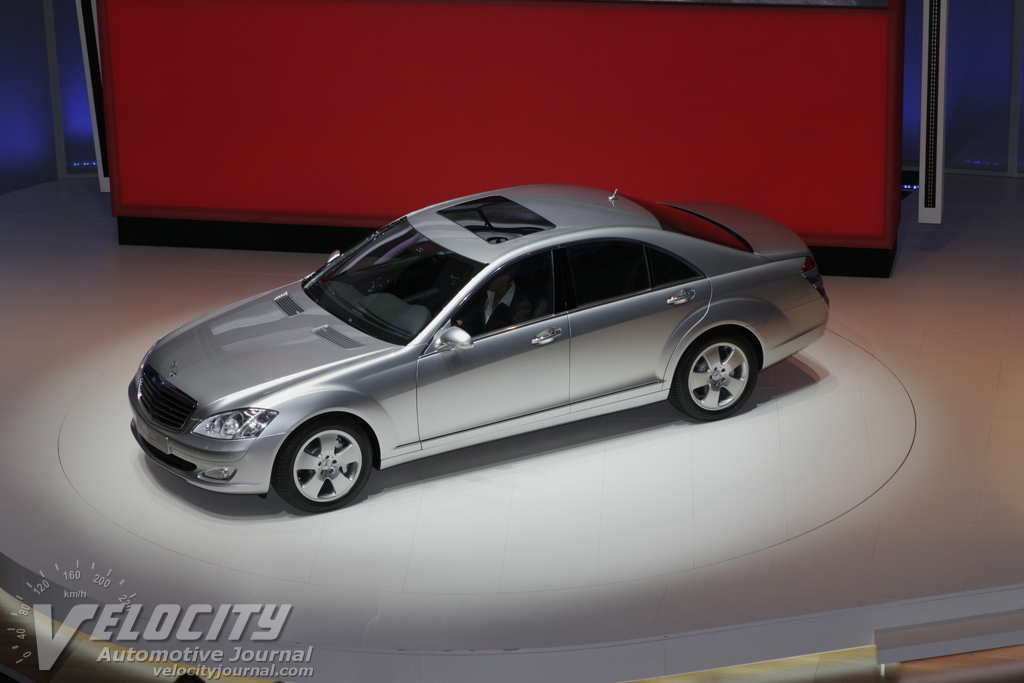 2005 Mercedes-Benz Vision Diesel Hybrid