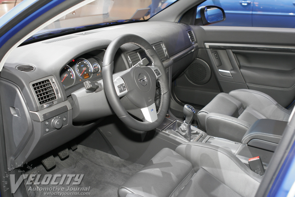 2006 Opel Vectra pictures