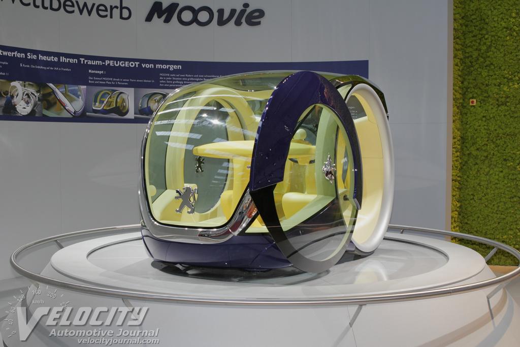2005 Peugeot MOOvie