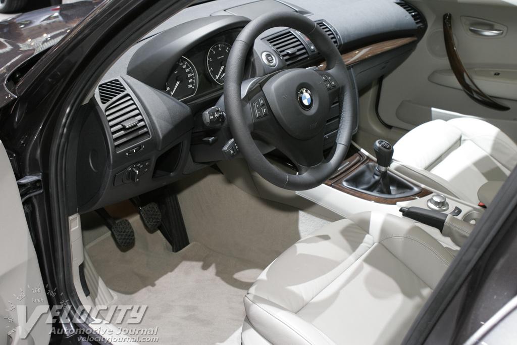 2005 BMW 1 Series Instrumentation