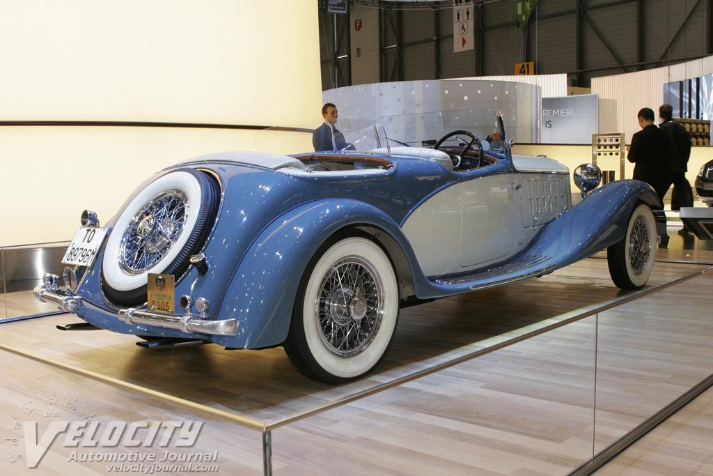 1933 Lancia Astura