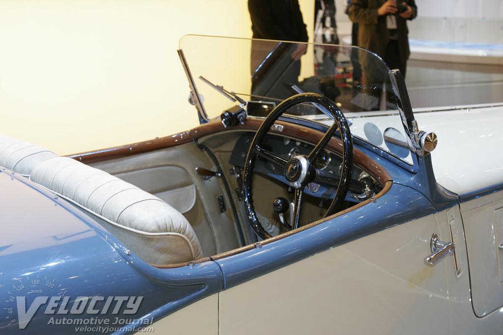 1933 Lancia Astura Instrumentation
