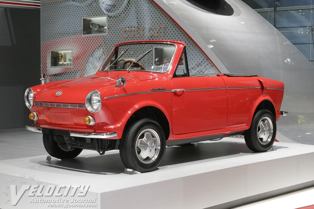 1962 Mitsubishi Colt 600 convertible