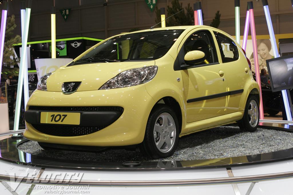 2006 Peugeot 107